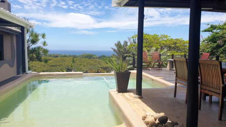 Diver Villa Pool